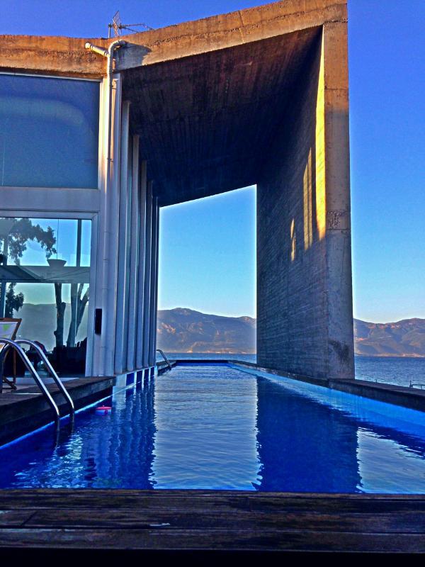 Pool View - Sea-Front Villa - Neochori - rentals