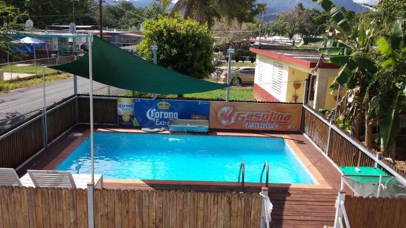 Swimming Pool - Beach Apartment in Naguabo, Puerto Rico - Naguabo - rentals