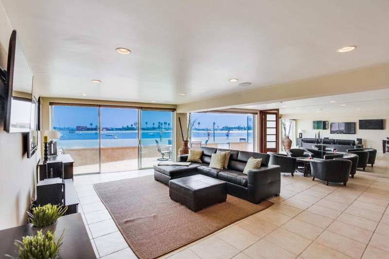 2 WATERFRONT Homes 6br+5.5ba in Mission Beach!!! - Image 1 - Pacific Beach - rentals