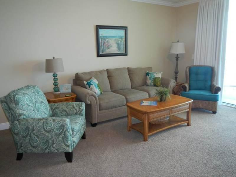Palazzo Condominiums 1004 - Image 1 - Panama City Beach - rentals