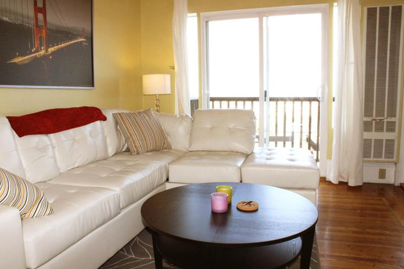 Terrace View Two bedroom - Image 1 - San Francisco - rentals