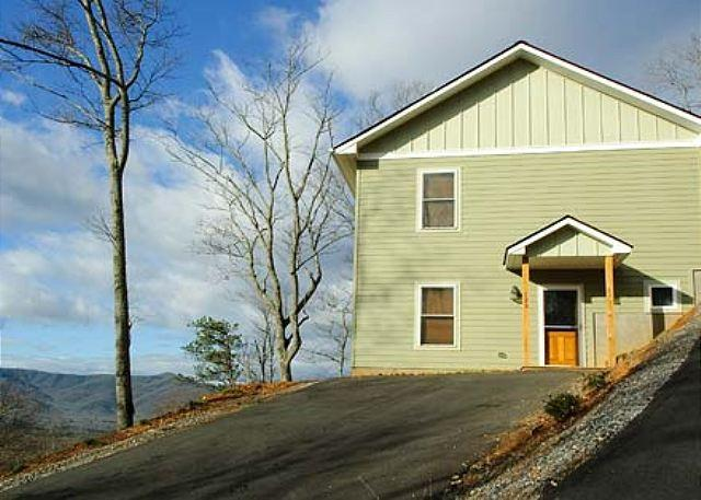 Drive - Massey Cottage - Montreat - rentals