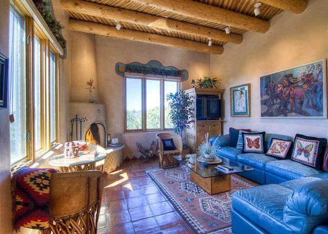 Enchanting Casita - Image 1 - Santa Fe - rentals