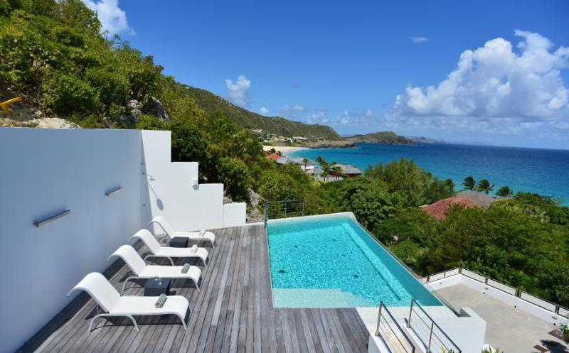 Matajagui - Ideal for Couples and Families, Beautiful Pool and Beach - Image 1 - Saint Barthelemy - rentals