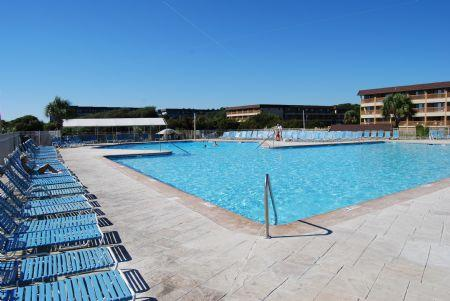 Large Oceanfront Pool - C-22 Hilton Head Beach and Tennis - Hilton Head - rentals