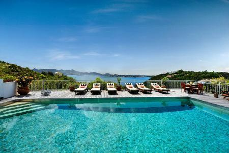 Le Mas Caraibes - stunning pool, unique architecture & relaxing environment - Image 1 - Terres Basses - rentals