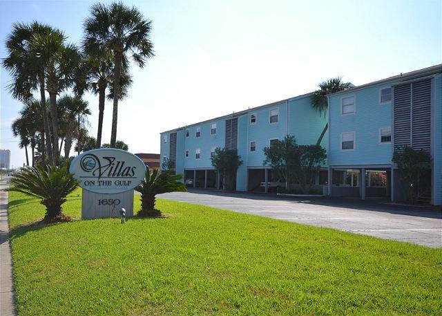 Villas on the Gulf H4 - Image 1 - Pensacola Beach - rentals