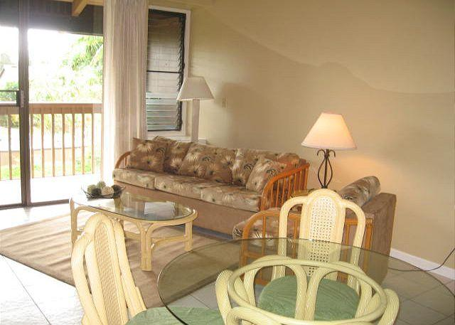 Living Room - Turtle Bay 186 West ** - Kahuku - rentals