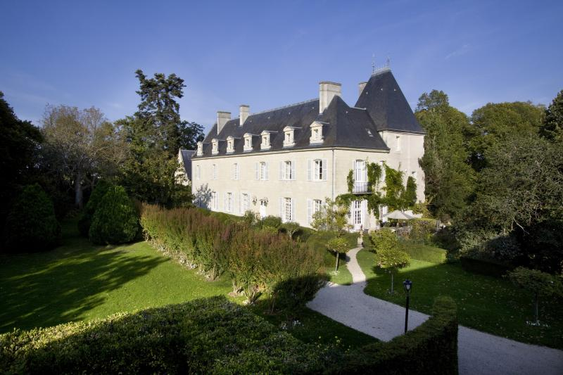 Chateau in the Loire Valley for Rent - Chateau de Valerie - Image 1 - Beaumont-en-Veron - rentals