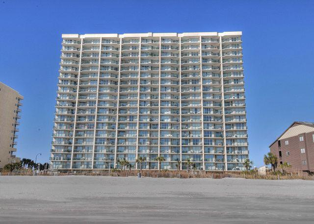 Ashworth - Great Oceanfront condo- 4 TVs, Lazy river, indoor pool, hot tub, picnic area - North Myrtle Beach - rentals