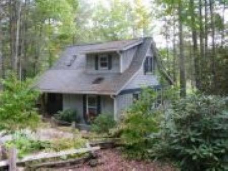 Exterior - Toll House Cottage - Cashiers - rentals