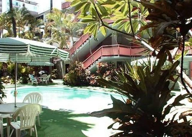 Hawaiian King 506-Corner Unit that Sleeps 4! - Image 1 - Honolulu - rentals