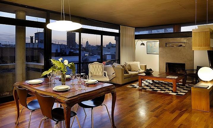 Fashionable 2 Bedroom Apartment in Palermo Soho - Image 1 - Buenos Aires - rentals