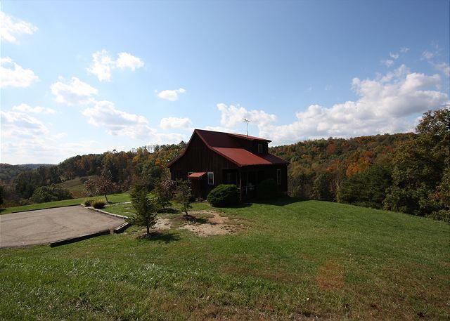 Hocking Hills Cabin with Beautiful View - Image 1 - Logan - rentals