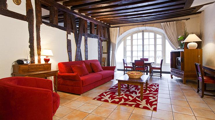 MARAIS  - 1 Bedroom with A/C (1563) - Image 1 - Paris - rentals