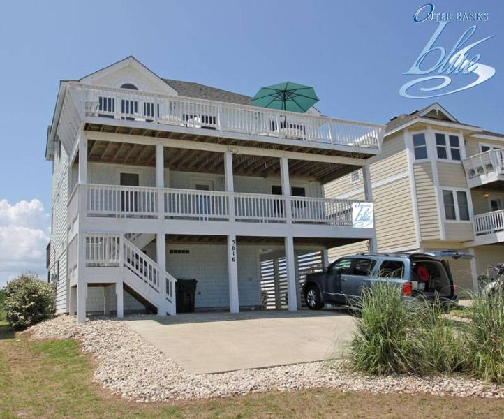 Double Dip Beach House - Image 1 - Nags Head - rentals
