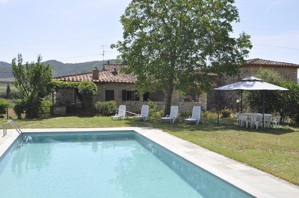 5 bedroom Villa in Pergine, Tuscany, Italy : ref 1719104 - Image 1 - Pieve A Presciano - rentals