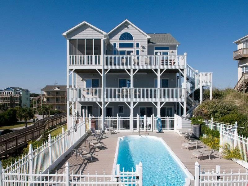 A Sea Palace - Image 1 - Emerald Isle - rentals
