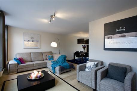 Living Room 1 JB Silver Apartment Amsterdam - JB Silver - Amsterdam - rentals