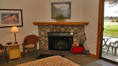 Lodge Room 018 - Image 1 - Black Butte Ranch - rentals