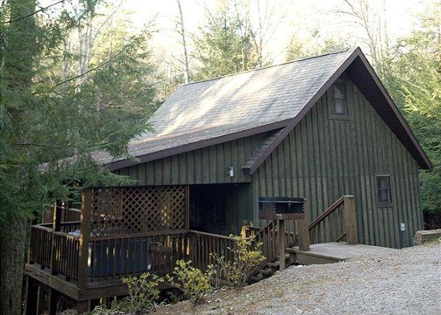 Private Romantic Hocking Hills Cabin - Image 1 - Logan - rentals