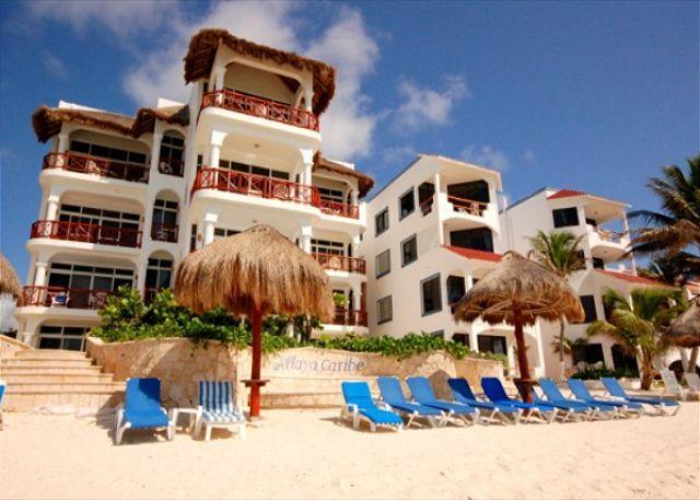 Playa Caribe Condos, Half Moon Bay, Akumal - Playa Caribe, Unit #12 - Akumal - rentals