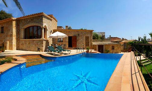 2 bedroom Villa in Pollenca, Mallorca, Mallorca : ref 2093202 - Image 1 - Pollenca - rentals
