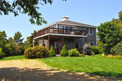 LUXURIOUS KATAMA BEACH HOUSE WITH WATER VIEWS - KAT JSHE-05 - Image 1 - Edgartown - rentals