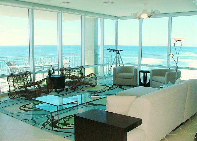 Floor to Ceiling Windows & Gulf View - BEACHFRONT LUXURY FOR 8! OPEN WEEK OF 4/11 - 10% OFF BOOK NOW - Destin - rentals