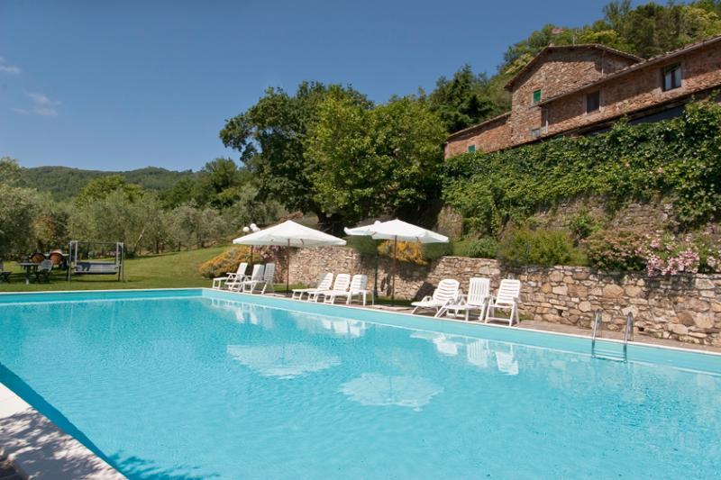 Villa il Castellaccio in Greve in Chianti Flat #1 - Image 1 - Greve in Chianti - rentals