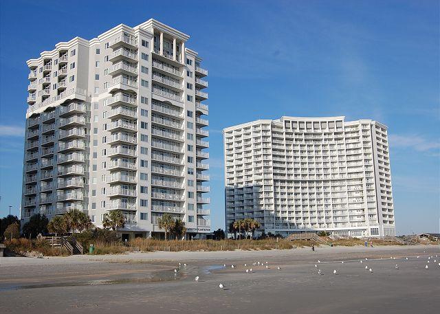 SeaWatch Towers - 2BR/ 2BA ocean view in the fantastic Seawatch Resort with great amenities - Myrtle Beach - rentals