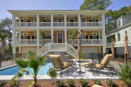 3 Sandy Beach Trail - SBT3 - Image 1 - Hilton Head - rentals