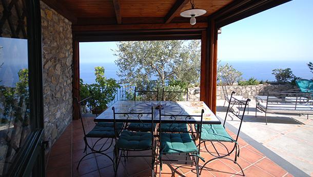 Small Amalfi Coast House near Positano with a Pool - Casa Petra - Image 1 - Positano - rentals