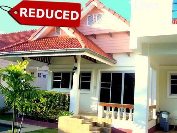 Villas for rent in Hua Hin: V5007 - Image 1 - Hua Hin - rentals