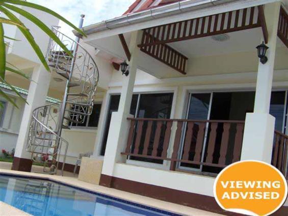 Villas for rent in Hua Hin: V5042 - Image 1 - Hua Hin - rentals