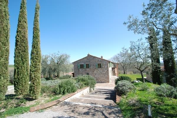 Palazzone Hideaway Villa near Siena, Tuscan Villa Rental, Villa near Florence, Villa near Rome, Tuscan villa rental - Image 1 - San Casciano dei Bagni - rentals
