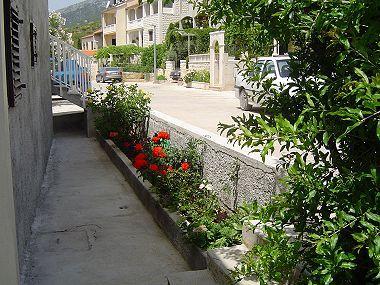 courtyard (house and surroundings) - Pasalic A4(4+1) - Bol - Bol - rentals