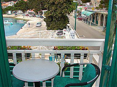 A2(4): terrace - 00213DRVE A2(4) - Drvenik - Drvenik - rentals