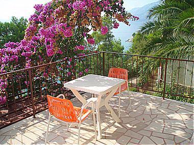 B(8): terrace - 00313BREL  B(8) - Brela - Brela - rentals