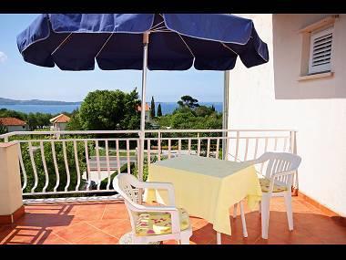 A8(5): terrace - 01316MLIN  A8(5) - Mlini - Mlini - rentals