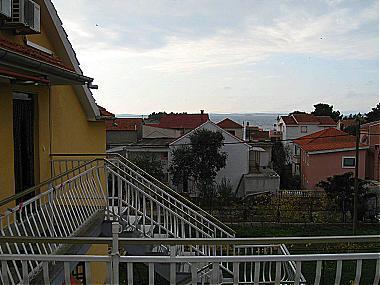 A Srednji(3+1): terrace view - 00705PAKO A Srednji(3+1) - Pakostane - Pakostane - rentals