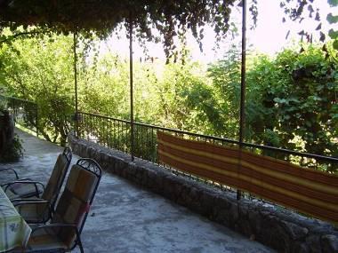 A5(4+1): terrace - 01403JELS  A5(4+1) - Jelsa - Jelsa - rentals