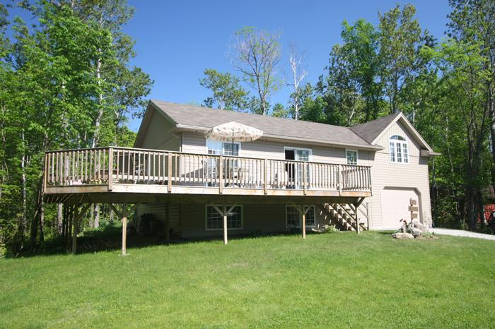 B_Lake Retreat cottage (#622) - Image 1 - Wiarton - rentals