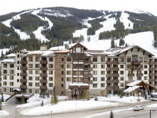 PP408 Passage Point 2BR 2BA - Center Village - Image 1 - Copper Mountain - rentals