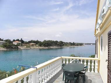A1(4+1): terrace view - 2570 A1(4+1) - Ugljan - Ugljan - rentals