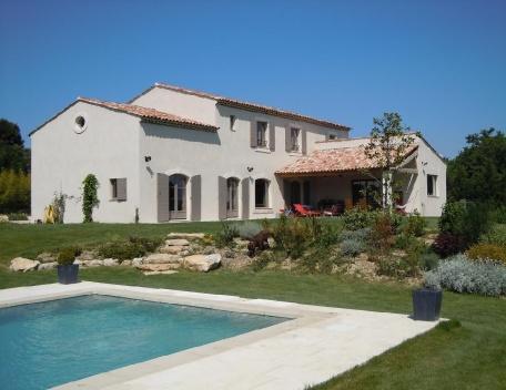 Holiday rental Villas Le Puy Sainte Reparade (Bouches-du-Rhône), 400 m², 3 900 € - Image 1 - Le Puy-Sainte-Reparade - rentals