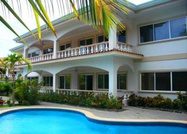 Located on the second floor overlooking one of the three pools. - Ocean Breeze 15 - Beautifully Decorated Spacious Condo, Walk to the Beach - Playa Hermosa - rentals