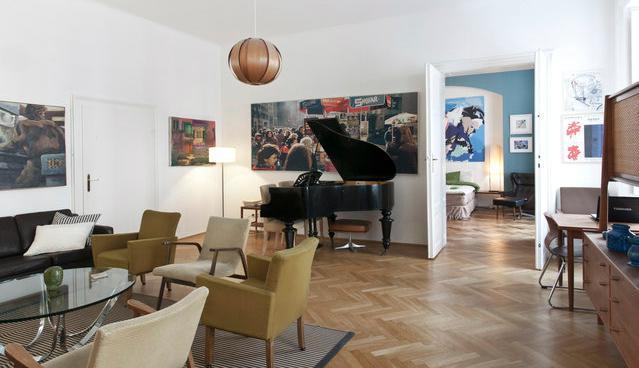 Napoleon Owed this Monestary Building - City Center Apartment - Vienna - rentals
