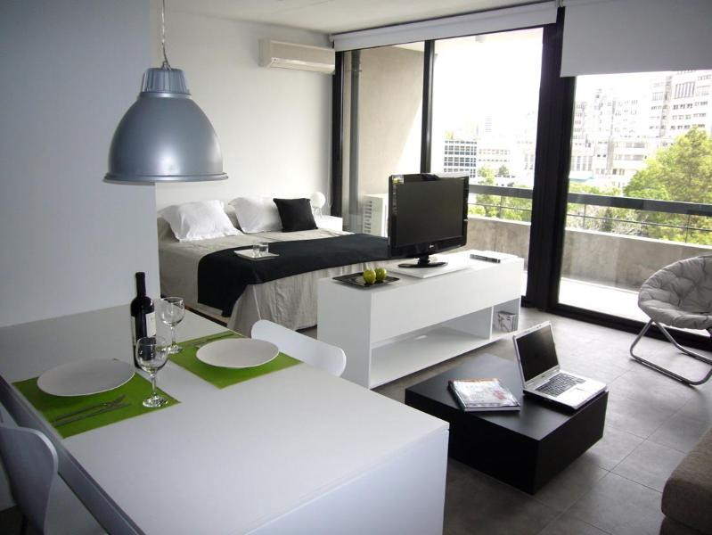 living room - Beautiful Studio in Palermo 2 PAX - Buenos Aires - rentals