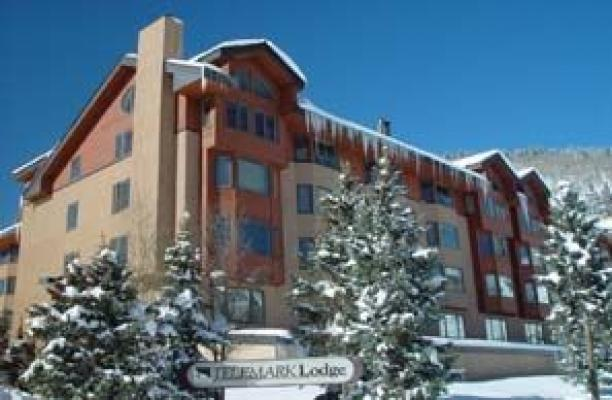 TL507 Telemark Lodge Top Floor 1BR 2BA - Center Village - Image 1 - Copper Mountain - rentals